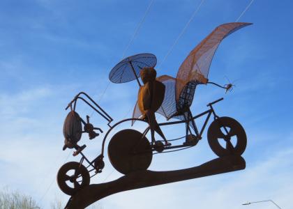 Won Proposal – Batty Biker