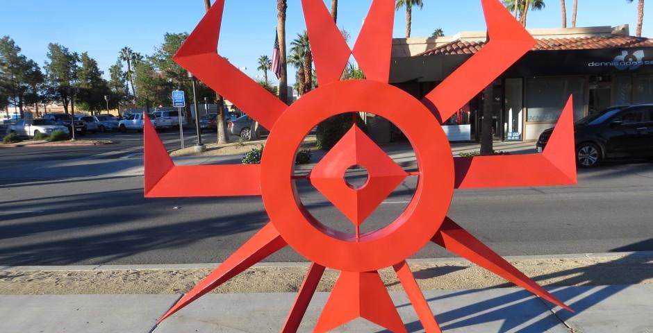 Spider Clan Totem, Palm Desert, CA