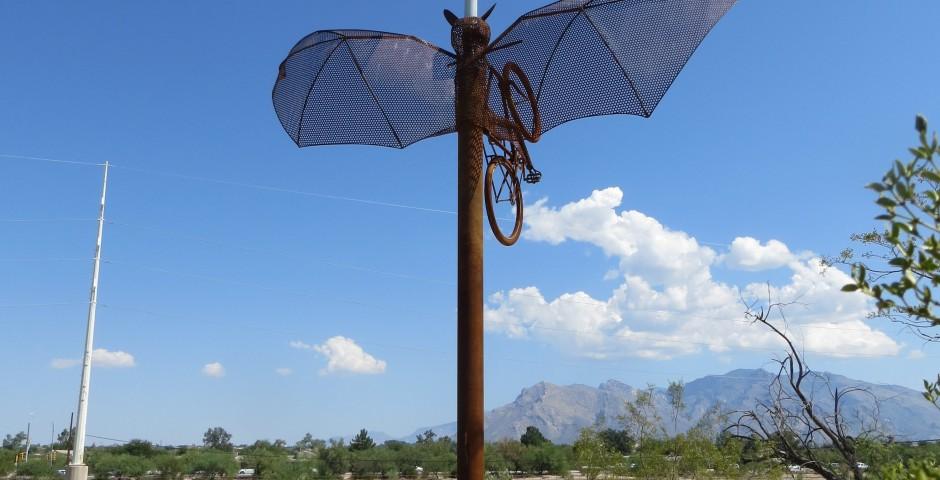 Extreme Batty Bikers, Kory Laos Memorial BMX Park, Tucson, AZ